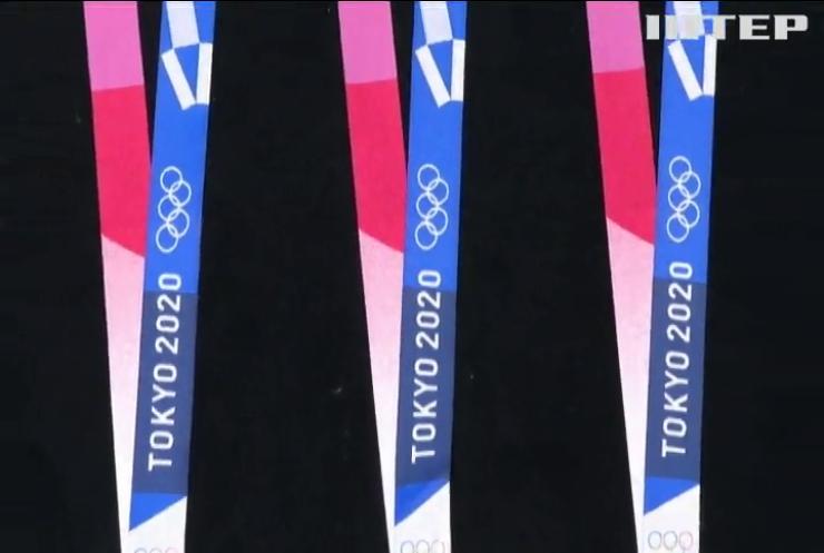 Олімпійців у Токіо нагороджуватимуть медалями із смартфонів