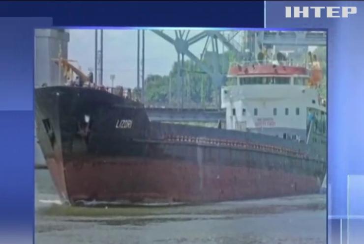 Росія арештувала судно Молдови з українським екіпажем