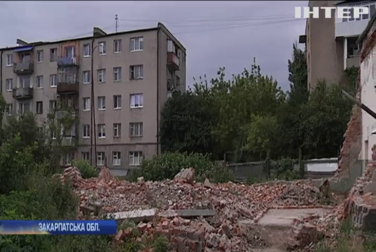 Чи добудують в Ужгороді реабілітаційний центр для інвалідів?