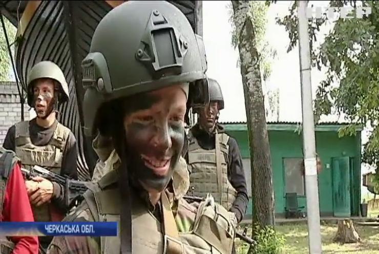 На Черкащині створили школу морських піхотинців для підлітків