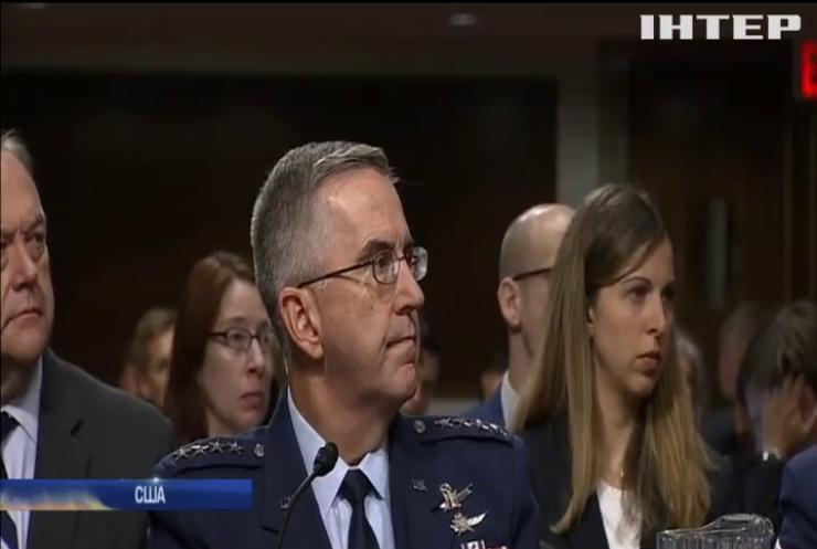 Високопосадовця армії США звинуватили у сексуальних домаганнях