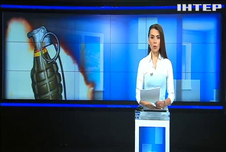На Одещині в лікарні вибухнула граната