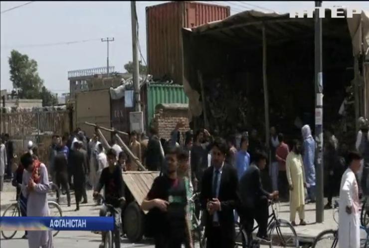 Потужний вибух в Афганістані: загинули люди