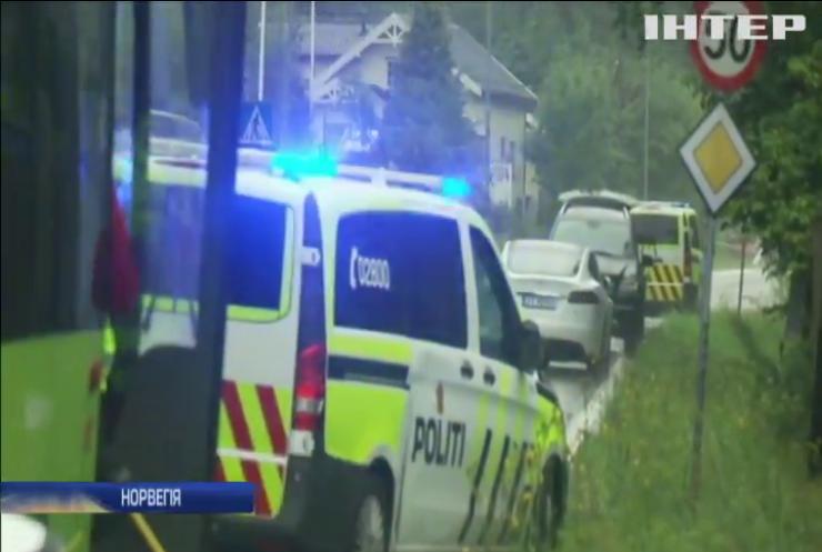 Стрілянина у Норвегії: одну людину поранено