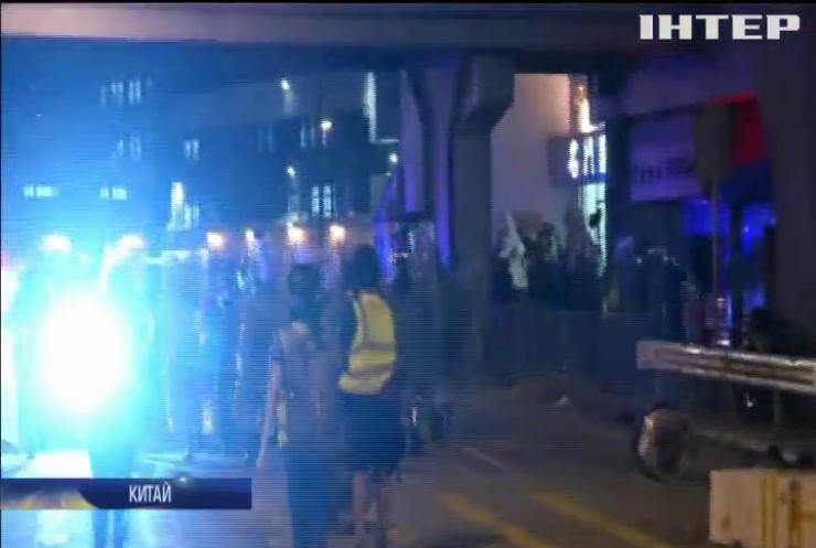 Антиурядові протести у Гонконгу спалахнули з новою силою