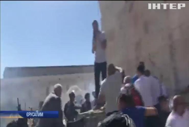 ХАМАС закликав палестинців нападати на ізраїльських військових у Єрусалимі