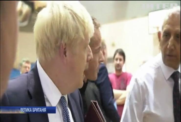 Новоспеченому британському прем'єру загрожує вотум недовіри