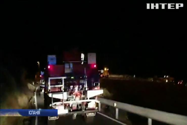 Масштабна пожежа в Іспанії: евакуювали тисячі людей