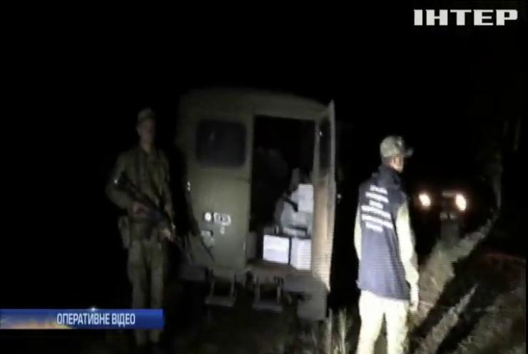 В Україну намагалися провезти контрабандні товари з Росії