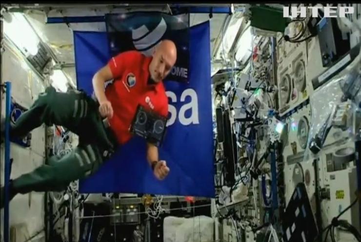 Трек у космосі: італійський астронавт став першим діджеєм на орбіті
