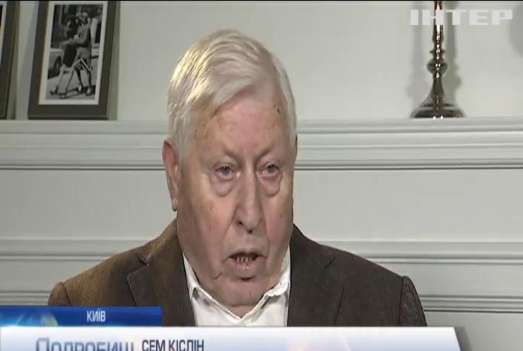 Колишній радник мера Нью-Йорка Сем Кіслін звинуватив Порошенка у масштабній корупції