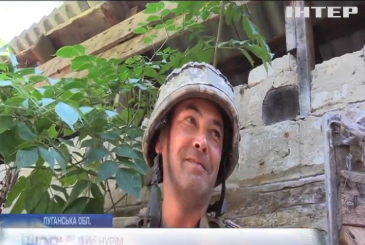 Жителі прифронтової Катеринівки потерпають від обстрілів