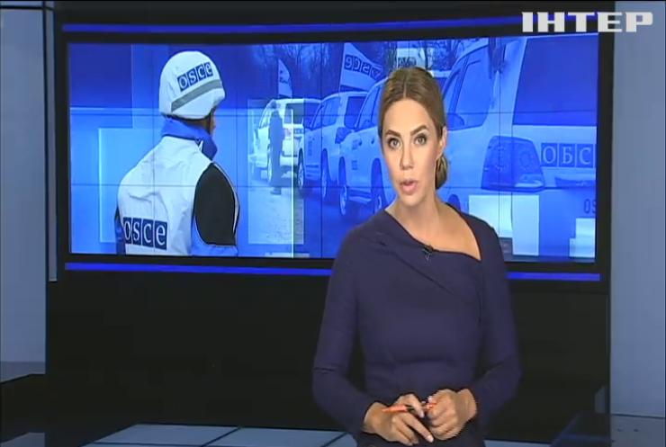"""ОБСЄ зафіксувала чотири системи """"Град"""" на Донбасі"""