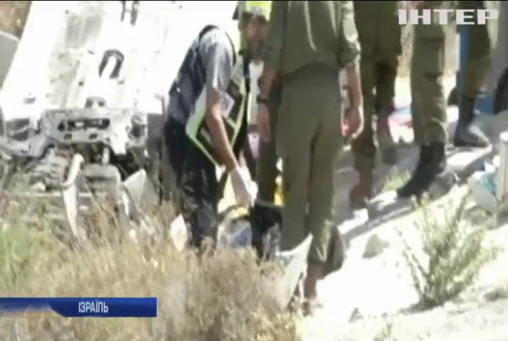 Ізраїль сколихнула серія кривавих терактів