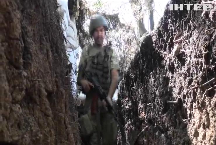 На Донбасі випадково загинув український військовий
