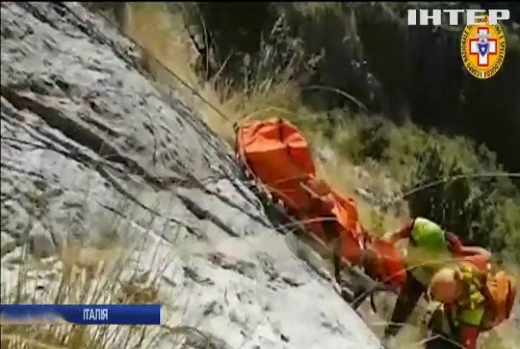 Загибель туриста в Італії: на півдні країни знайшли тіло французького мандрівника
