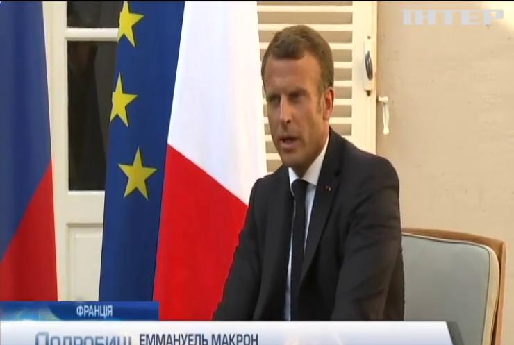 Президенти Франції і Росії зустрінуться на Лазуровому узбережжі