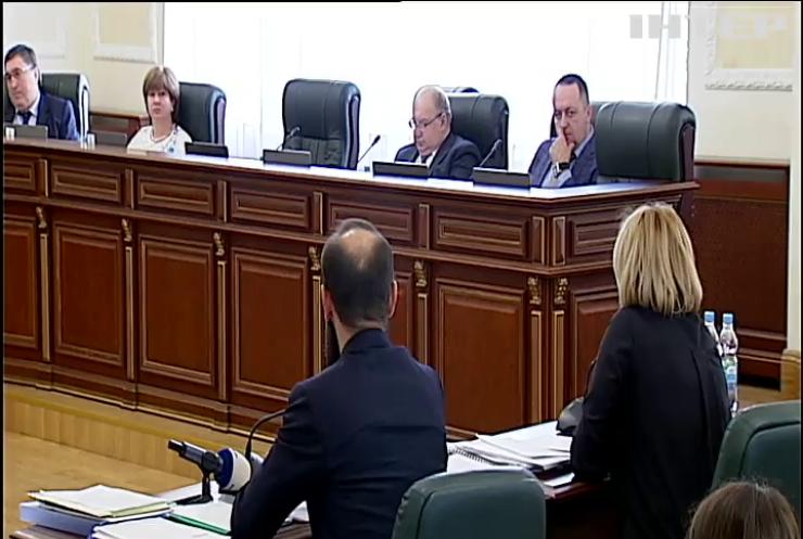 Правозахисники заявляють про політичний тиск і втручання у діяльність Вищої Ради Правосуддя