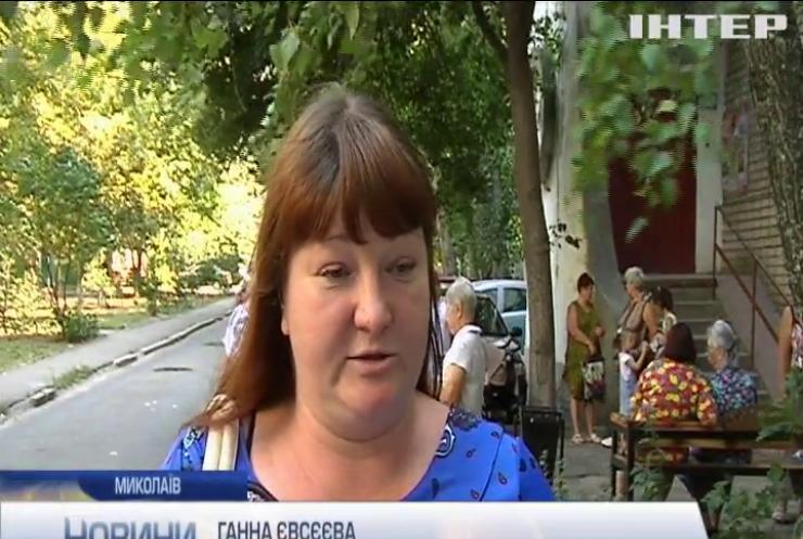 У Миколаєві люди потерпають від смороду