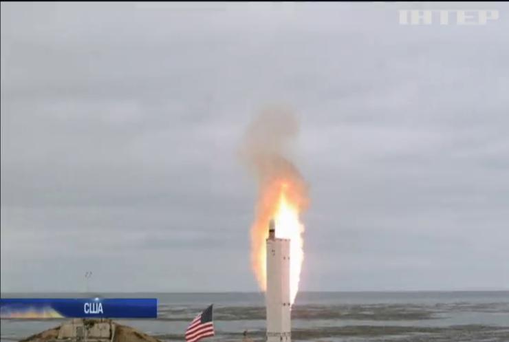 Пентагон провів перше випробування крилатої ракети середньої дальності
