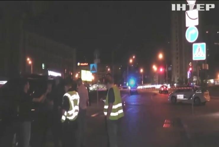 Перестрілка у Голосієвскому парку: охоронці не дійшли згоди