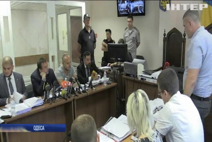 Пожежа в одеському готелі: суд обрав запобіжний захід Вадиму Чорному