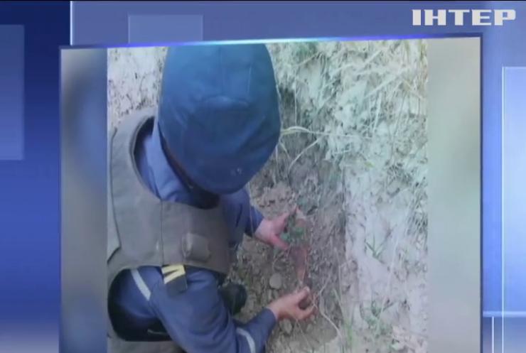 На Київщині знайшли міни часів Другої Світової війни