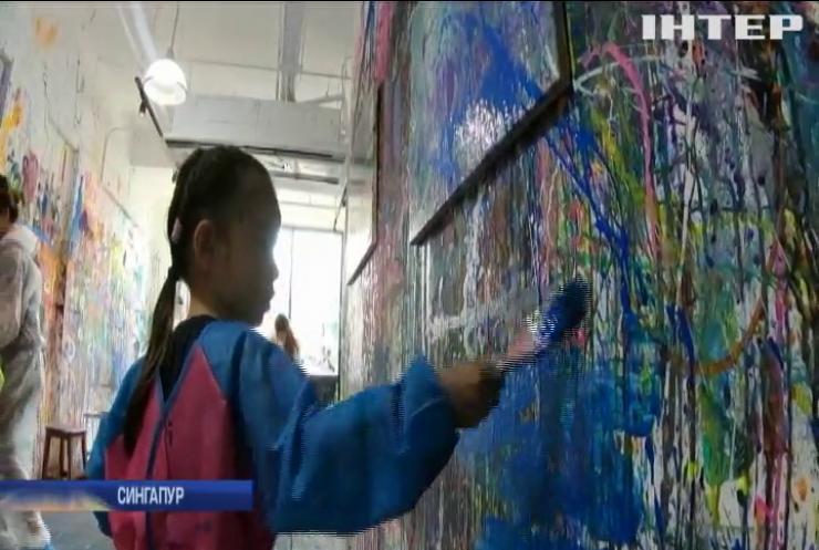 Мистецтво без обмежень: у Сингапурі працює незвичайна арт-студія