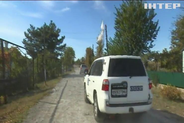На окупованій Донеччині виявили танки та артилерійські установки - ОБСЄ
