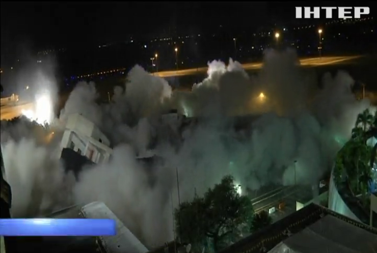 У Флориді потужною вибухівкою підірвали паркінг аеропорту