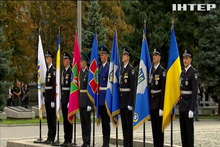 В Україні вшановують пам'ять загиблих правоохоронців