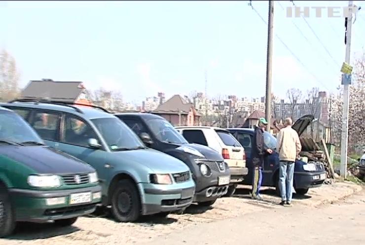 """Нові штрафи для """"євробляхарів"""" набули чинності"""