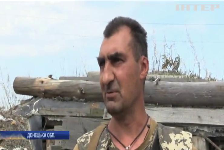 На Донбасі продовжуються збройні провокації