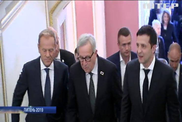 Президент України провів телефонну розмову з Дональдом Туском