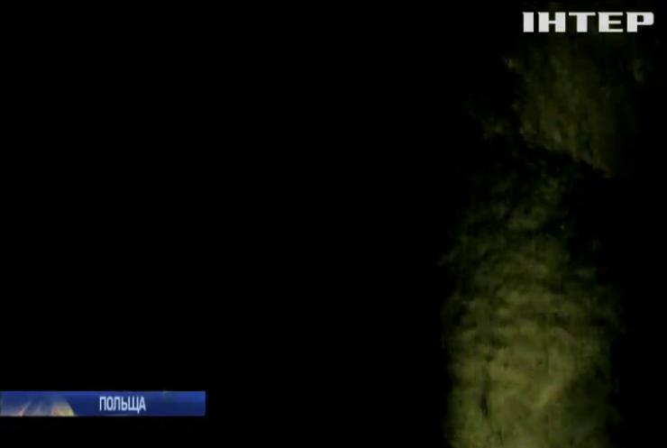 У Татрах шукають людей, які застрягли в печері