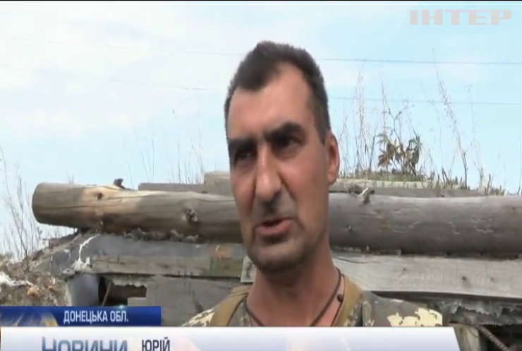 На Сході країни поранили двох українських бійців