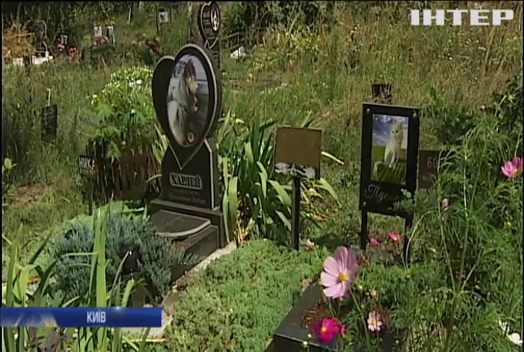 У столиці збираються зносити кладовище домашніх тварин