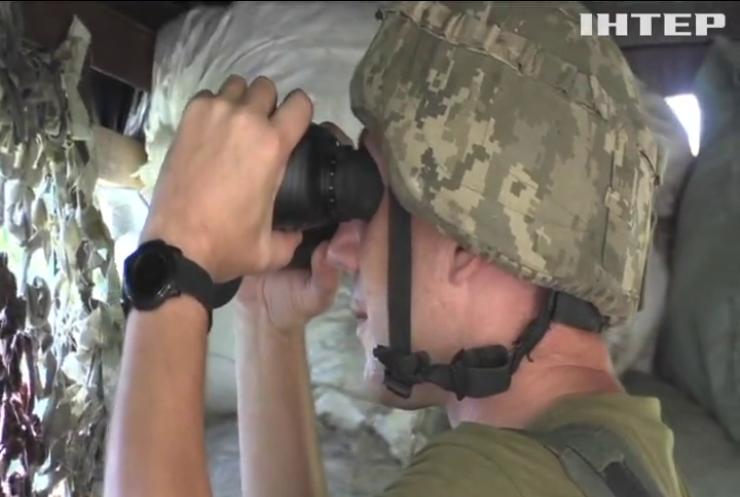 На Донбасі поранили двох українських бійців