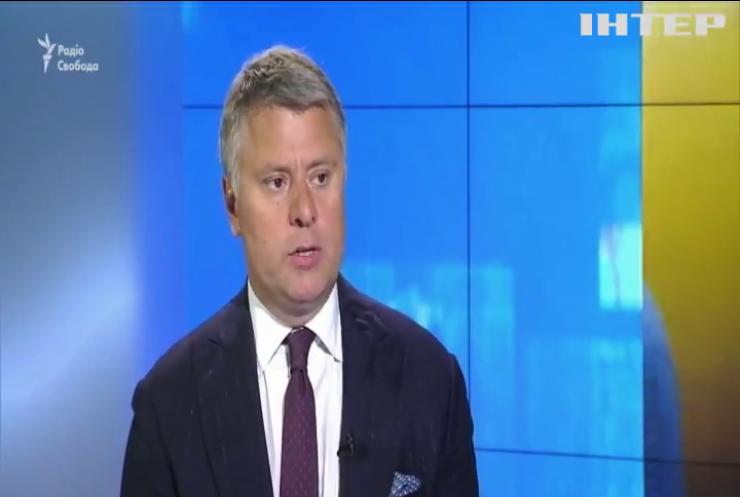 Транзит газу через Україну опинився під загрозою