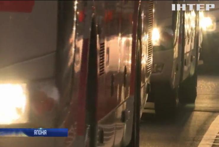 Японія перевірила громадський транспорт на зручність для гостей Олімпіади