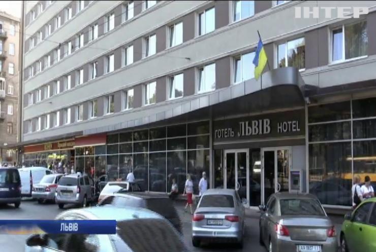 У центрі Львова знайшли споряджений гранатомет