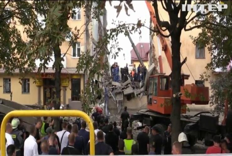 Трагедія у Дрогобичі: рятувальники заперечили виток газу