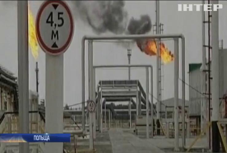 Україна, Польща та США підпишуть угоду про безпеку постачання газу