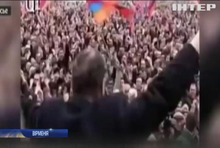 Екс-президента Вірменії звинувачують у поваленні конституційного ладу