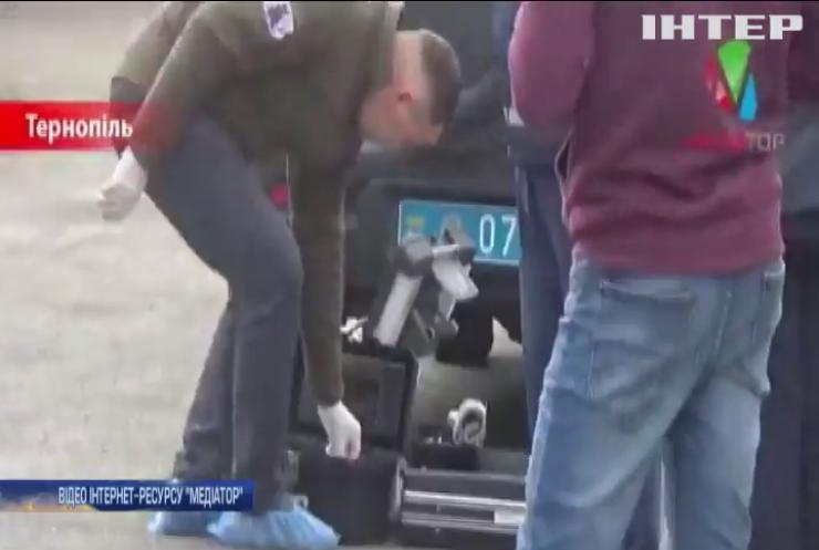 Ректора Тернопільського економічного університету підірвали вибухівкою