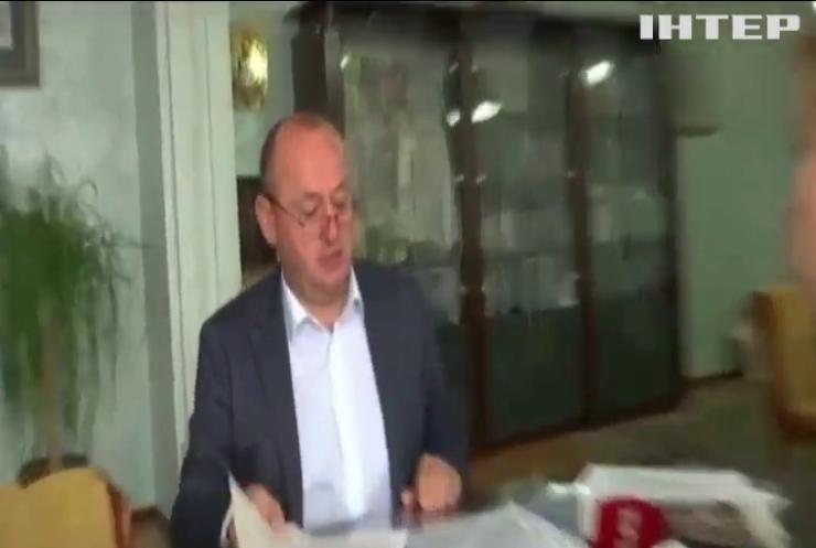 Ректор із Тернополя залишається у реанімації