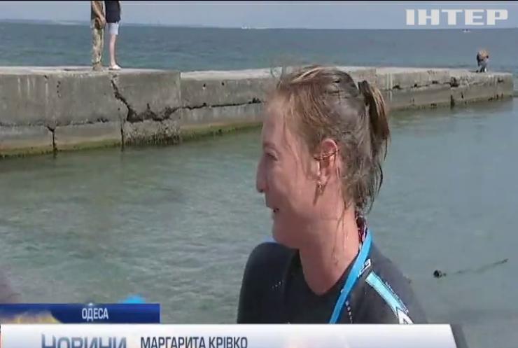 В Одесі військові моряки та прикордонники влаштували пам'ятну акцію