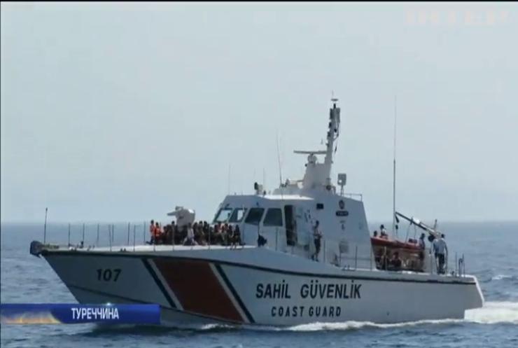 Туреччина погрожує відкрити сирійським біженцям шлях до Європи