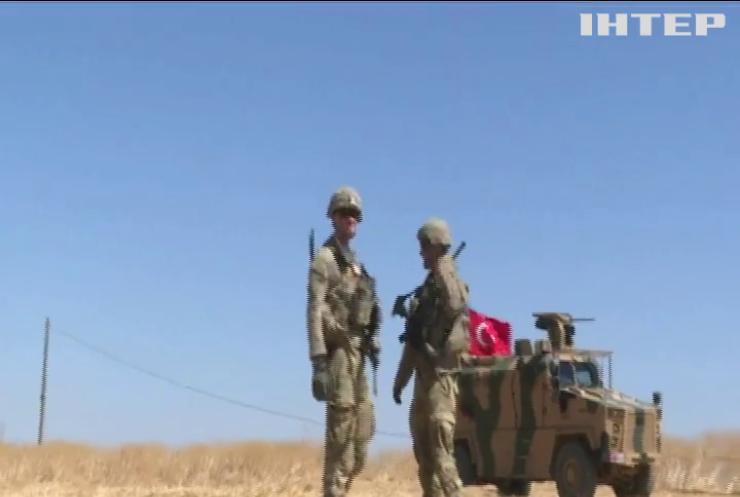 Ердоган звинуватив США у зволіканні щодо створення зони безпеки в Сирії