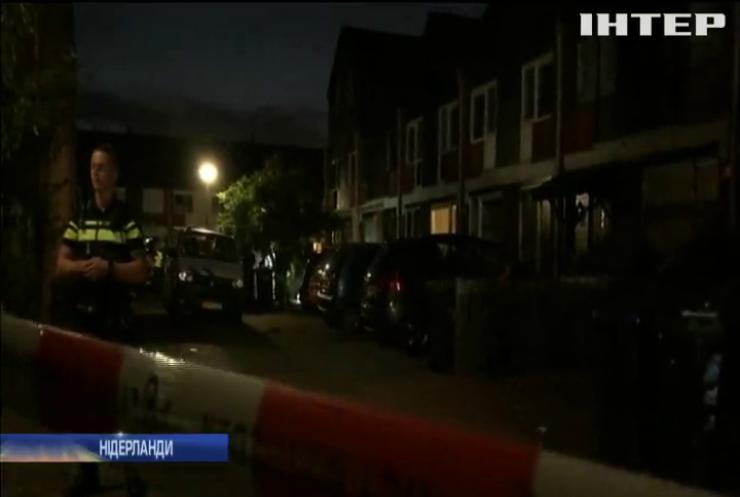 Стрілянина у Нідерландах: поліцейський вбив чотирьох людей